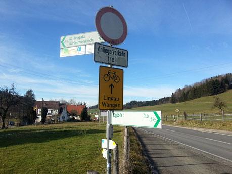 Bestandsaufnahme vor Ort Württembergisches Allgäu