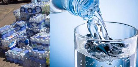 Bottilglie acqua