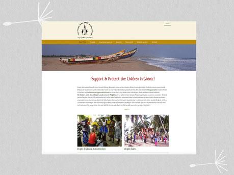Bild: Webseiten-Screenshot vom Gästehaus und Restaurant Ruh in Freiburg-Ebnet
