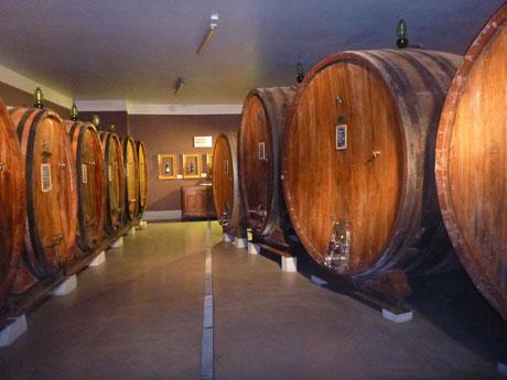 Wijntermen betekenis houtrijping