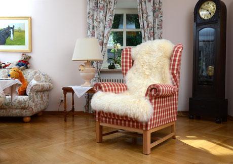 Felle für Stressless-Sessel