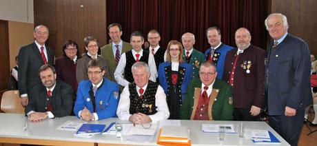 Bezirksversammlung -BAG Krems am 7.03.2010