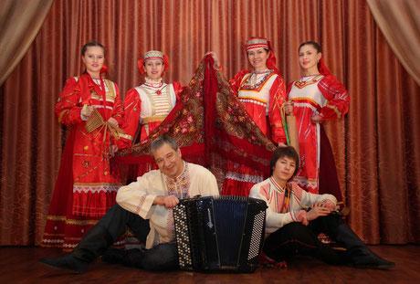 Folkloregruppe Gornitza