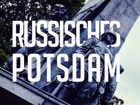 Sowjetisches Ehrenmal auf dem Bassinplatz in Potsdam