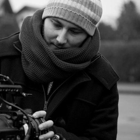 Portrait Foto von Lukas Eichner