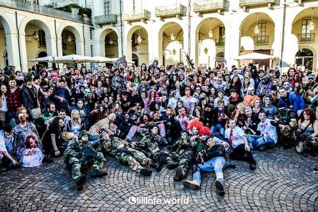 Zombies Walk - Torino