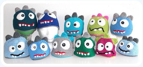 Hugo Monster Mütze