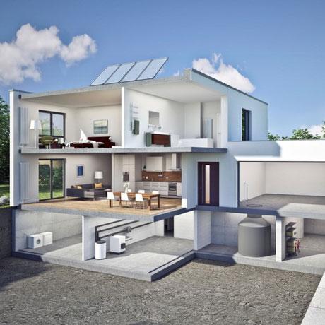 Planung von Smart Home Elektroinstallationen