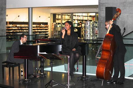 Jazz in der O.T. Bar mit Benedikt Moser und Theo Balbig