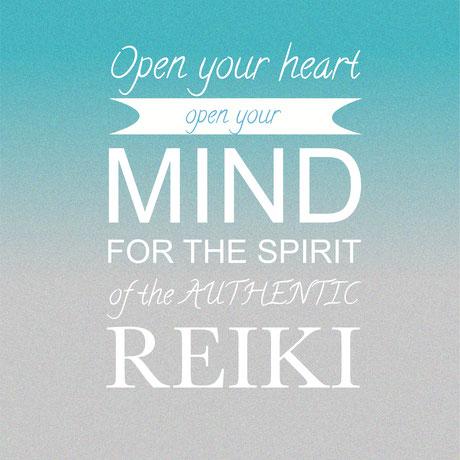 Öffne dein Herz für das authentische Reiki