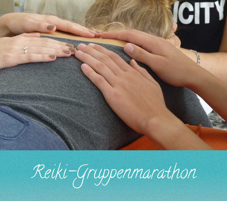 Reiki-Gruppenmarathon