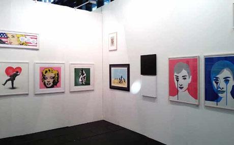 Nick Wlker, Blek le Rat, Banksy, Ben Eine, Pure Evil