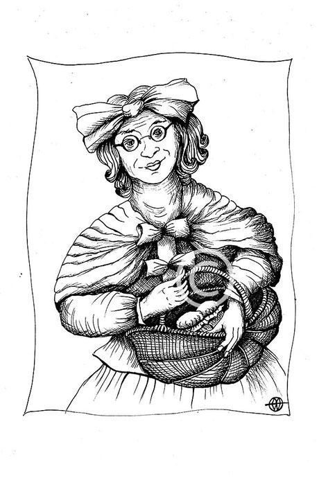 old woman_alte Frau