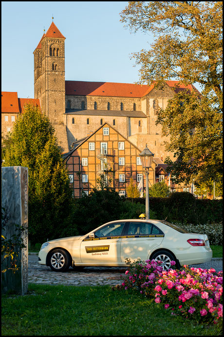 Taxi in Quedlinburg