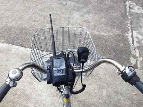 自転車モービル