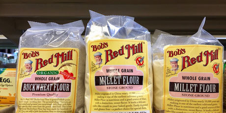 bob's red mill portland foodie products