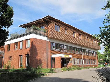 Kinesiologie im Allmende Gesundheitszentrum in Ahrensburg