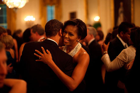 Pete Souza · Michelle Obama · 2009 · courtesy Barack Obama Presidential Library