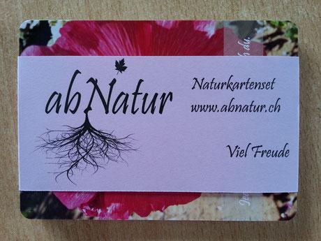 Sponsor: Anita Britschgi von www.abnatur.ch