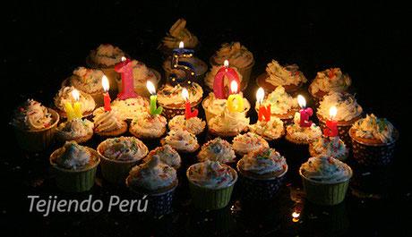 Primeros 150 millones de reproducciones de los videos de Tejiendo Perú!