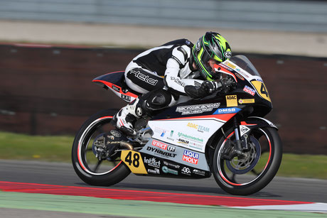 Marvin Siebdrath im ADAC Northern Europe Cup