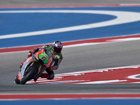 Stefan Bradl in der MotoGP 2016 in Austin