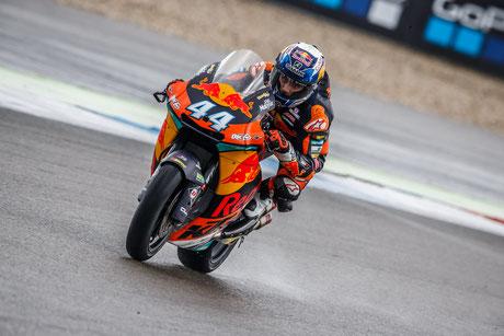 KTM in der MotoGP 2017