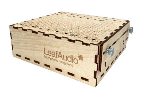 DIY Machines - leaf-audios Webseite!