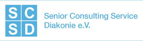 Senior Consulting Service Diakonie e.V., Logo