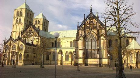 St. Paulus in Münster - zum Vergrößern einfach anklicken