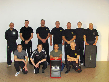 STAGE INSTRUCTEURS KRAV-MAGA BARDIGUES 2011