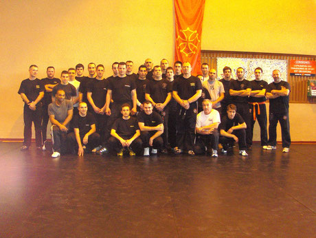 STAGE TECHNIQUE KRAV-MAGA TOULOUSE 2011