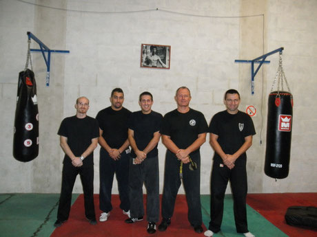 STAGE INSTRUCTEURS KRAV-MAGA (59) OCTOBRE 2013