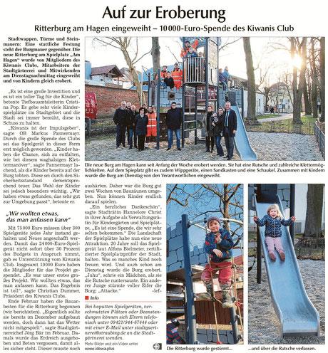 Straubinger Tagblatt vom 13.03.2019