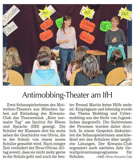 Straubinger Tagblatt vom 11.12.2019