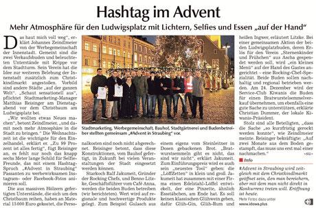 Straubinger Tagblatt vom 27.12.2019