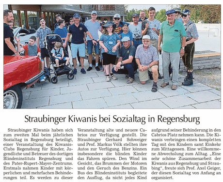 Straubinger Tagblatt vom 12.09.2019