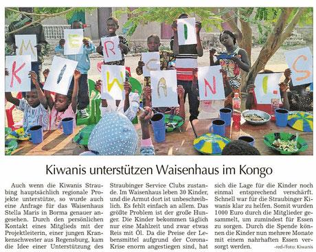 Straubinger Tagblatt vom 21.09.2020