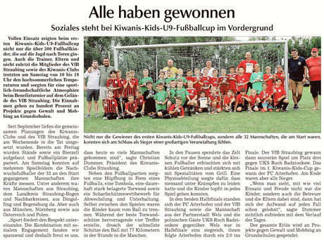 Straubinger Tagblatt vom 10.07.2019