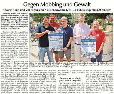 Straubinger Tagblatt vom 28.06.2019