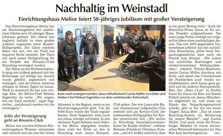 Straubinger Tagblatt vom 10.11.2018