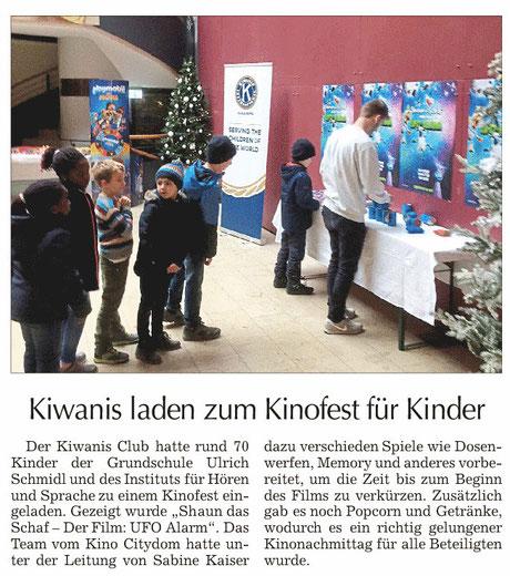 Straubinger Tagblatt vom 04.12.2019