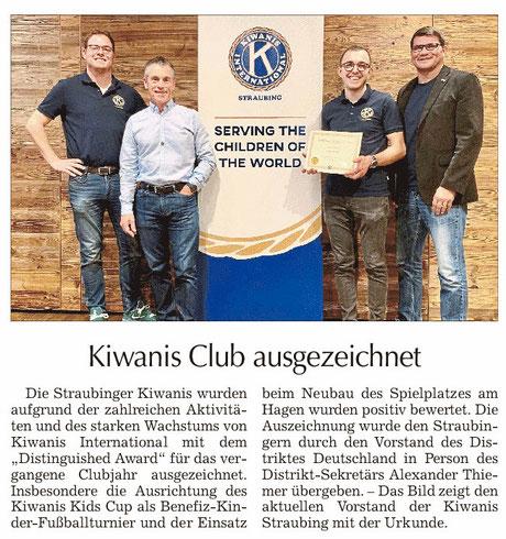 Straubinger Tagblatt vom 24.10.2019