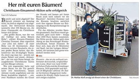 Straubinger Tagblatt vom 12.01.2021