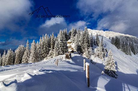 Bild: Wallberg, bayrische Alpen