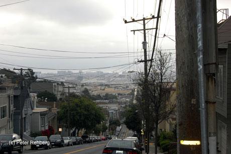 17th Strasse, San Francisco, Peter Rehberg