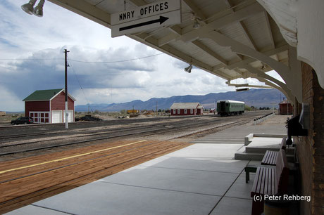 Nevada Northern Railway Museum, Ely, Peter Rehberg