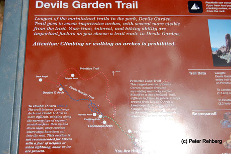 Devils Garden Trail, Arches National Park, Peter Rehberg
