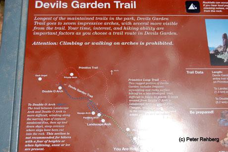 Devils Garden Trail, Arches National Park, Peter Rehberg