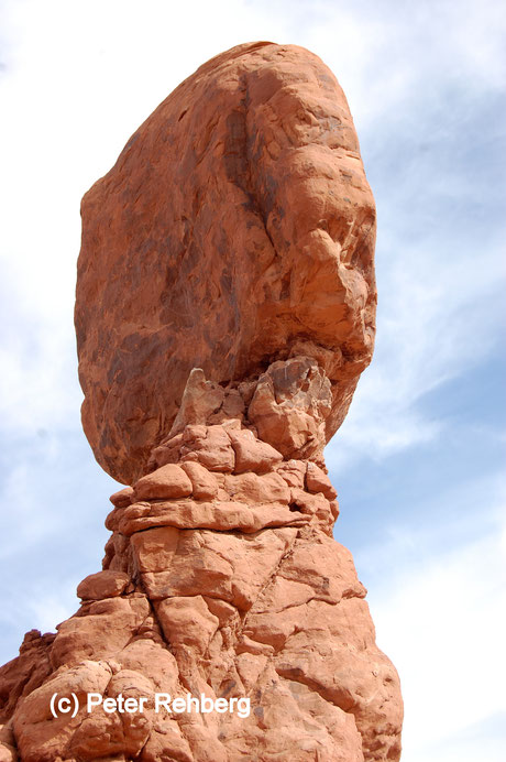 Balanced Rock, Arches National Park, Peter Rehberg